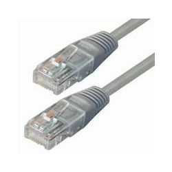 Transmedia Cat.5e UTP Kabel 1M, grey