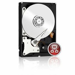 Western Digital HDD, 4TB, IntelliPower, SATA 6