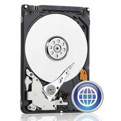 Western Digital HDD, 500GB-5400RPM-2,5'-SATA-8