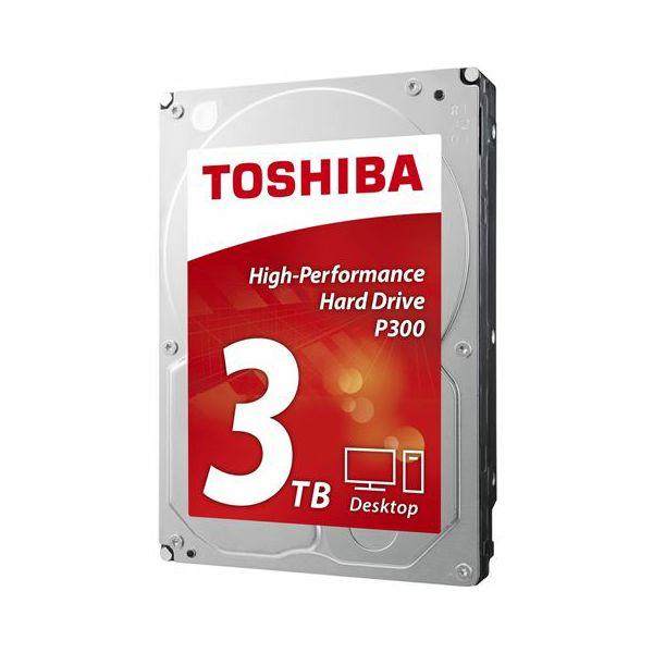 Tvrdi Disk Toshiba P300 3TB 3.5