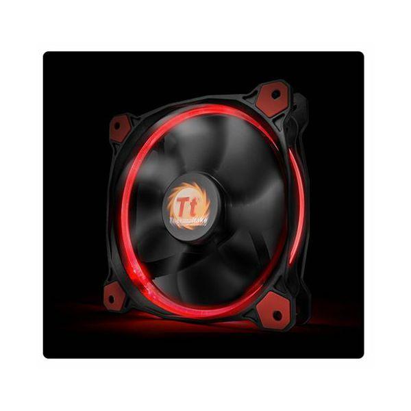Hladnjak za kućište Thermaltake Riing 12 LED Red