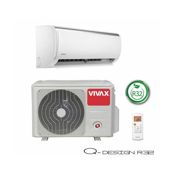 VIVAX COOL, klima ur., ACP-09CH25AEQI R32+WiFi modul+gratis