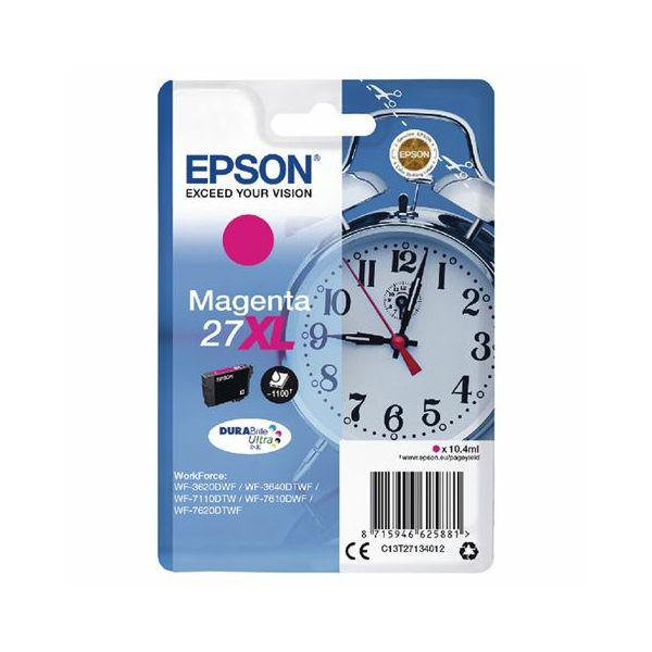 Tinta Epson T2713 27XL magenta