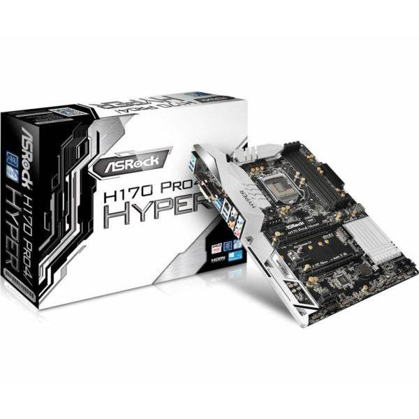 Asrock Intel Socket 1151 (ATX) MB