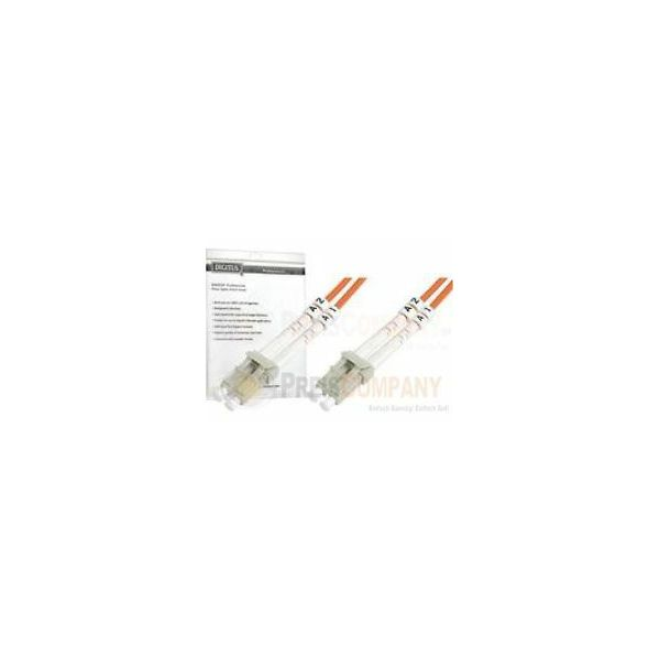 Digitus LC-LC MM Duplex Fiber Optic Patch Cord OM2 1m