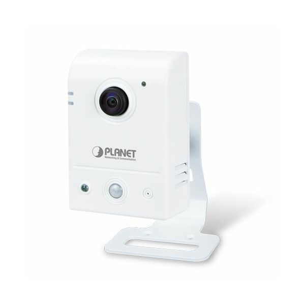Planet Wireless Cube Fish-Eye IP Camera