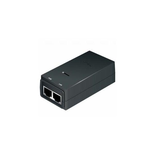 Ubiquiti Networks Gigabit PoE adapter 24V 0,5A (12W), w power cable (EU)